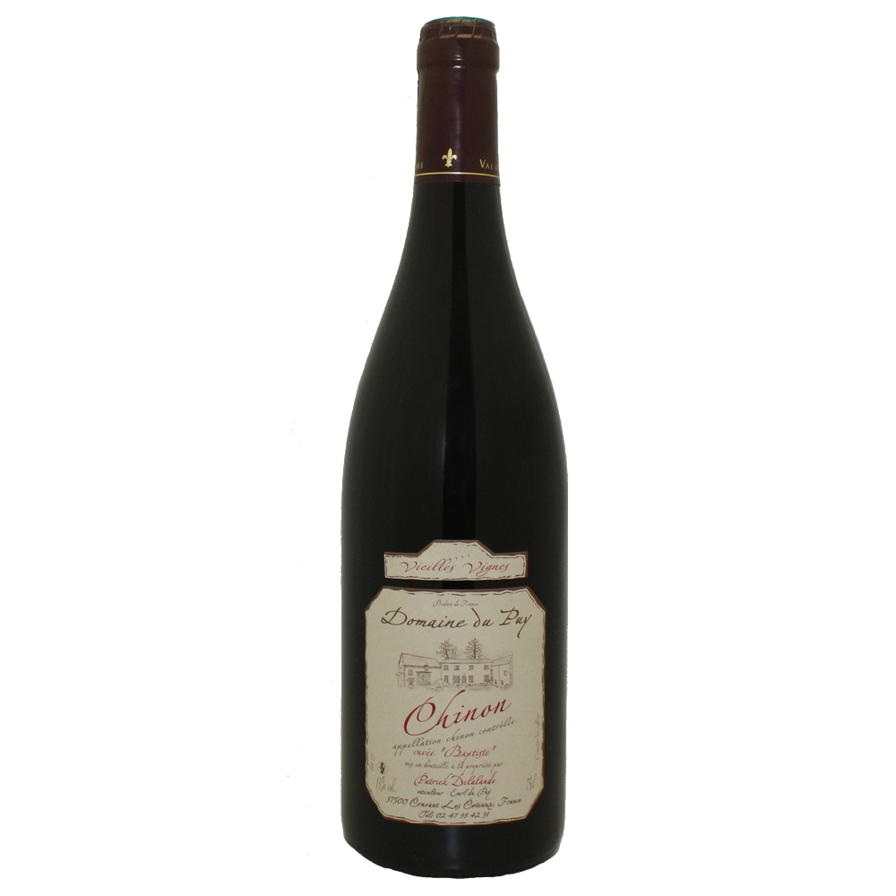 Millesimes chinon rouge