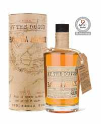 Rhum Batavia Arrack By The Dutch Indonésie