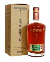 Opthimus 15 ans Port Finish